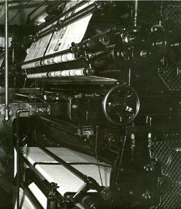 Old print press 2