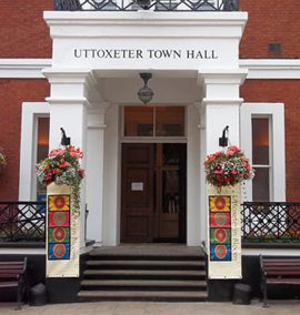 uttoxeter town hall