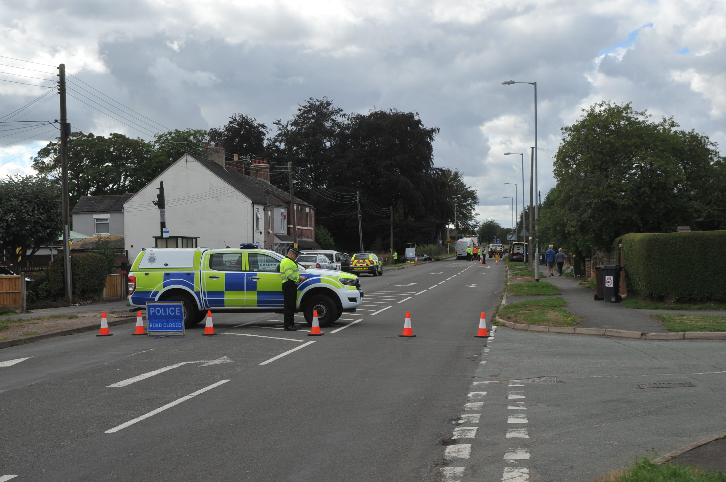 Derbyshire News Car Crash