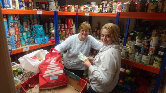 Food Bank Appeals For Donations Times Echo And Life